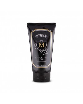 Гель для бритья Morgan's Shaving Gel 150 мл