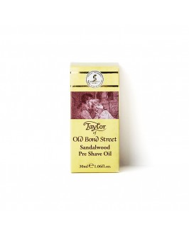 Олія Перед Голінням Taylor of Old Bond Street Sandalwood 30 мл
