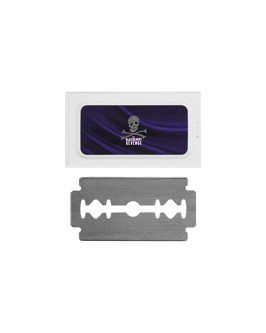 Лезвия The Bluebeards Revenge 10 Double-Edge Razor Blades