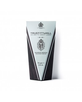 Крем Для Бритья Truefitt & Hill Sandalwood Shaving Cream 75 Г