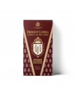 Одеколон Truefitt & Hill Spanish Leather Cologne 100 Мл