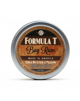 Мыло Для Бритья Wsp Formula T Shaving Soap Bay Rum 125 Г