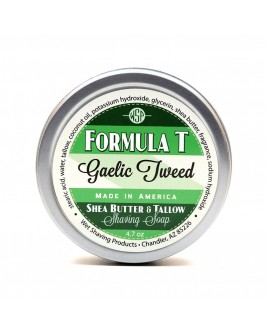 Мило Для Гоління Wsp Formula T Shaving Soap Gaelic Tweed 125 Г