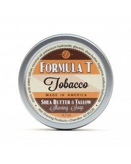 Мило Для Гоління Wsp Formula T Shaving Soap Tobacco 125 Г