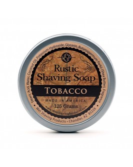 Мыло Для Бритья Wsp Rustic Shaving Soap Tobacco 125 г