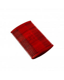 Гребень Для Бороды Parker Rosewood Two Sided Comb