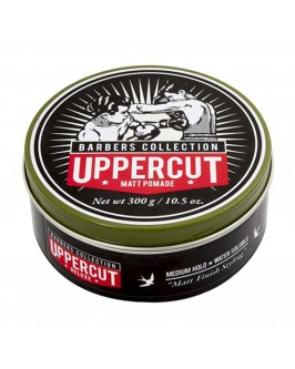Помада Для Волос Uppercut Deluxe Matt Pomade Barbers Collection 300 Г