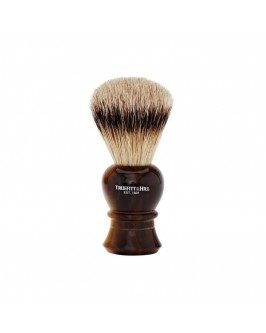 Помазок Для Бритья Truefitt & Hill Regency Faux Horn Super Badger Brush