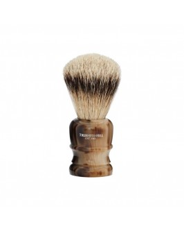 Помазок Для Гоління Truefitt & Hill Wellington Faux Horn Super Badger Brush
