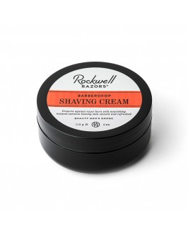 Крем для гоління Rockwell Shaving Cream Barbershop Scent 113 г
