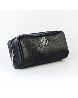 Косметичка Подорожня Rockwell Genuine Leather Dopp Kit